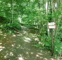 Lungo il sentiero di Uguccione