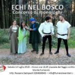 Echi nel bosco edizione 2018