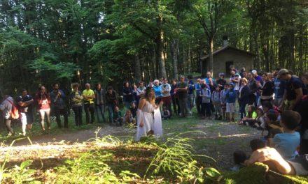 Successone!!! per il concorso Echi nel bosco 2019