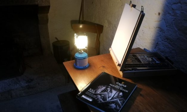 Rifugio Giuseppe un kit artistico per pittura e disegno artistico